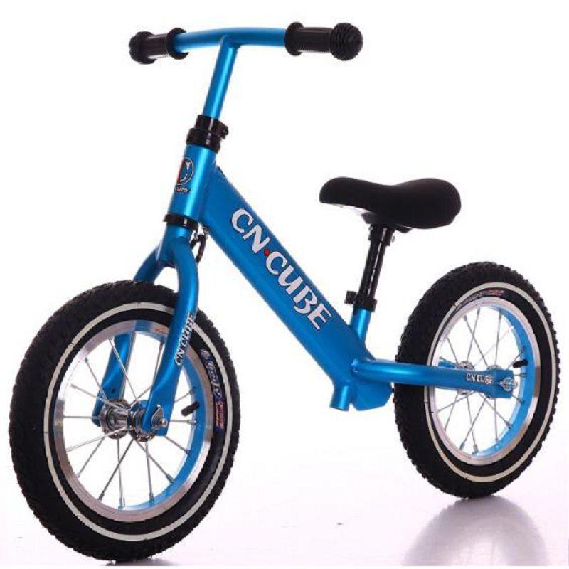 【兒童平衡車-超輕鋁合金車架充氣輪送護具-無腳踏】1-3-6歲滑步車小孩寶寶滑行車雙輪車學步溜溜車-20200307