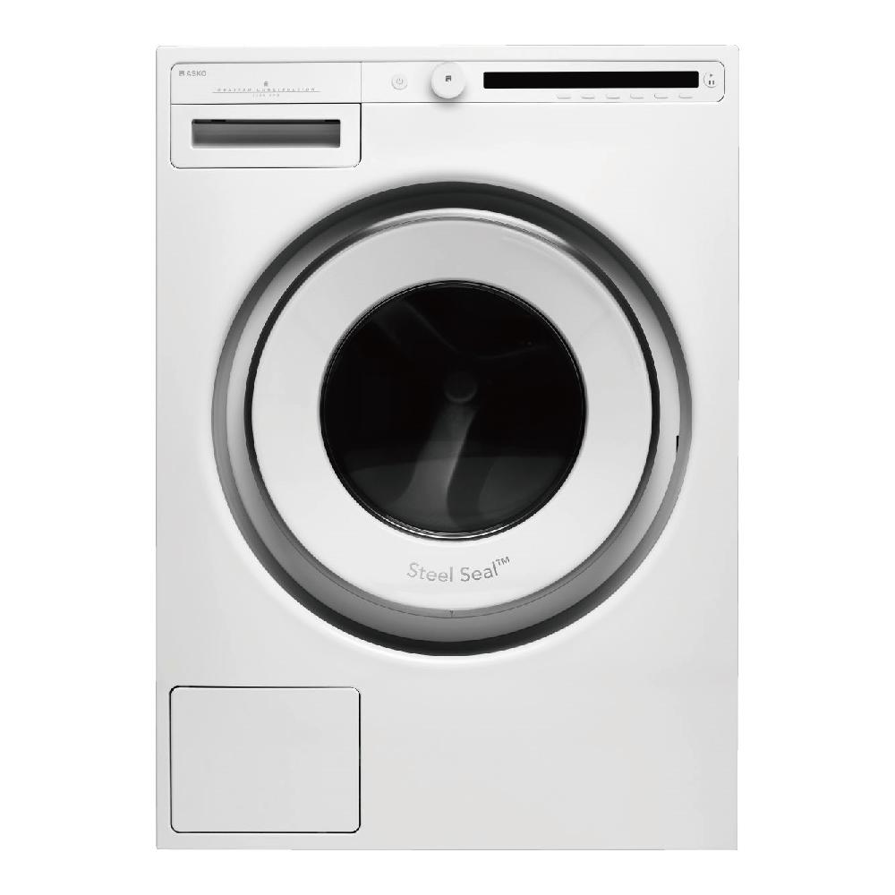 ★樂天生日慶-滿萬折五百★【Asko 賽寧】8公斤 滾筒洗衣機/白色(W2084C.W.TW)