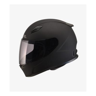 SOL SF-2M 素色 全罩式安全帽 黑
