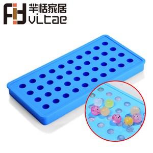 Fit Vitae羋恬家居 醇酒冰球矽膠製冰盒(1.7cm)