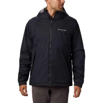 Columbia(コロンビア) アウター ジャケット・ブルゾン Columbia Men's Helvetia Heights Jacket Black012 メンズ [並行輸入品]