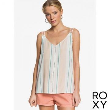 【ROXY】GOT TO BE REAL STRIPE 上衣