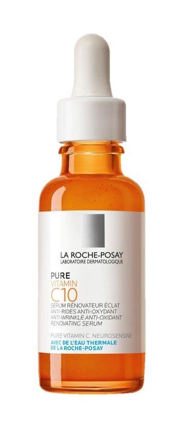理膚寶水 C10肌光活膚精華 30ml  ◣LA ROCHE-POSAY 原廠公司貨 可登入累積積點◥