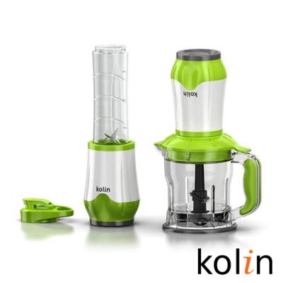 Kolin 歌林 隨行杯冰沙食物調理機 KJE-MNR5732RG