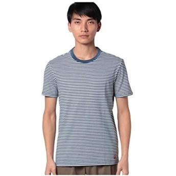 ベネトン メンズ(UNITED COLORS OF BENETTON) ボーダーTシャツ・カットソー【ブルー/S】