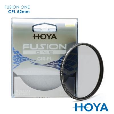 HOYA Fusion One 52mm CPL 偏光鏡
