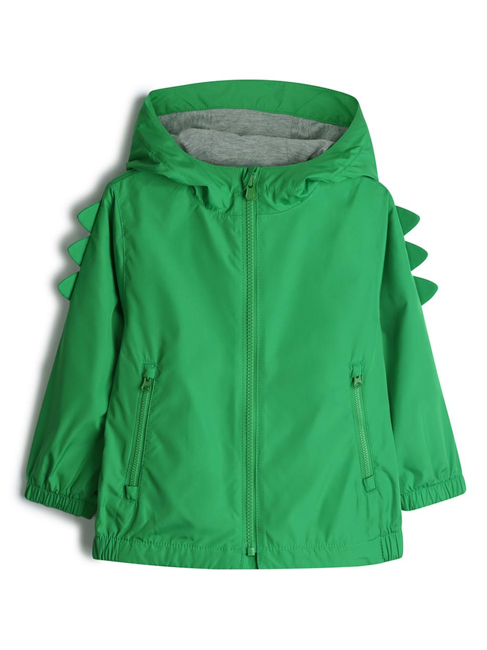 幼童 活力亮色針織內裡外套