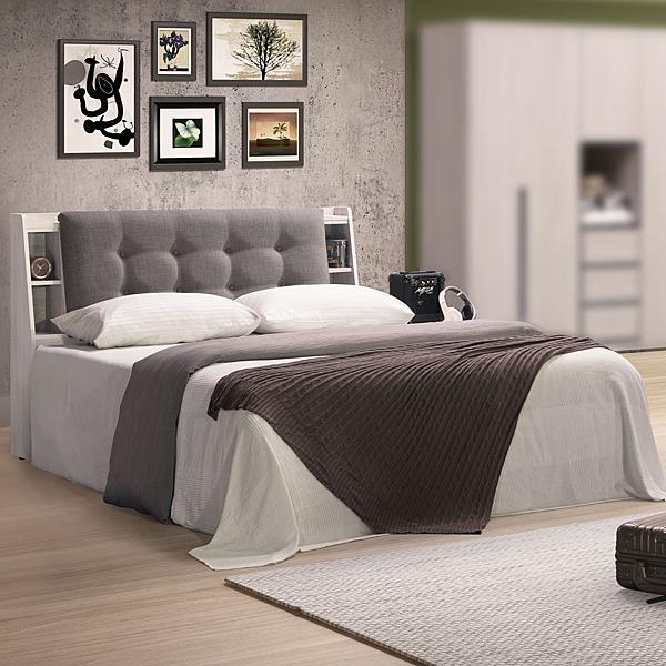 YoStyle 費羅尼床台組-雙人5尺 雙人床 床組 房間組 專人配送