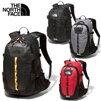 ザ ノースフェイス リュック バックパック ホットショット クラシック NM72006 ブラック グレー レッド