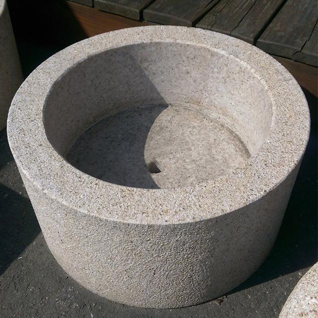 圓型水缽 - G682