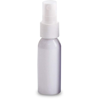 スプレーボトル アルコール 1個 霧吹き 去菌 虫除け PET素材 透明 小分けボトル 液体詰替用ボトル