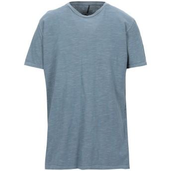 《セール開催中》IMPURE メンズ T シャツ ブルーグレー XXL コットン 100%