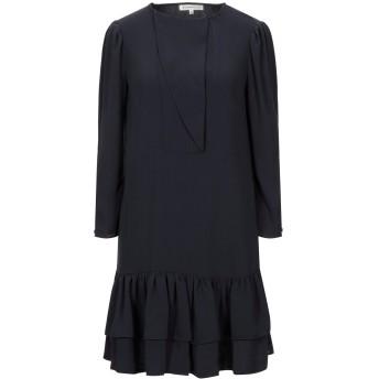 《セール開催中》SILVIAN HEACH レディース ミニワンピース&ドレス ダークブルー XS ポリエステル 100%