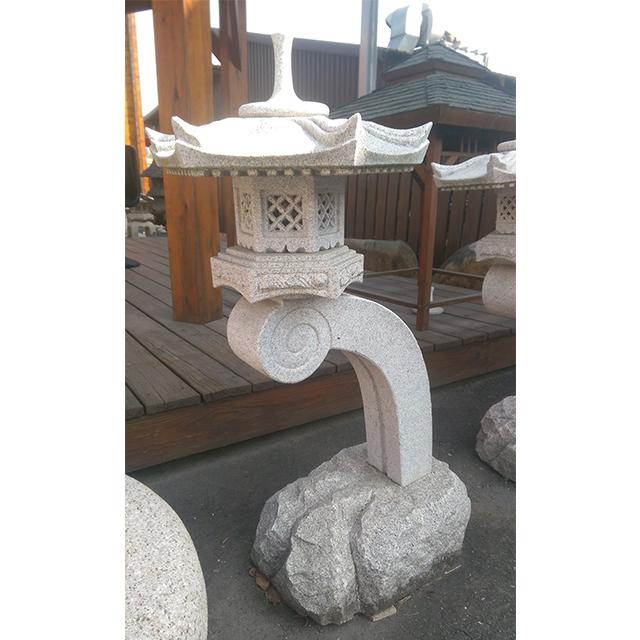蘭溪型石燈