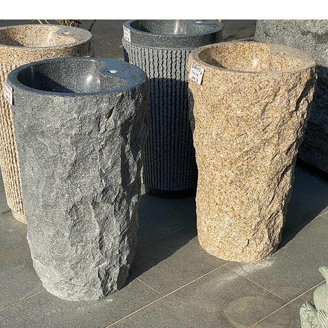 自然洗手臺 - 花崗石