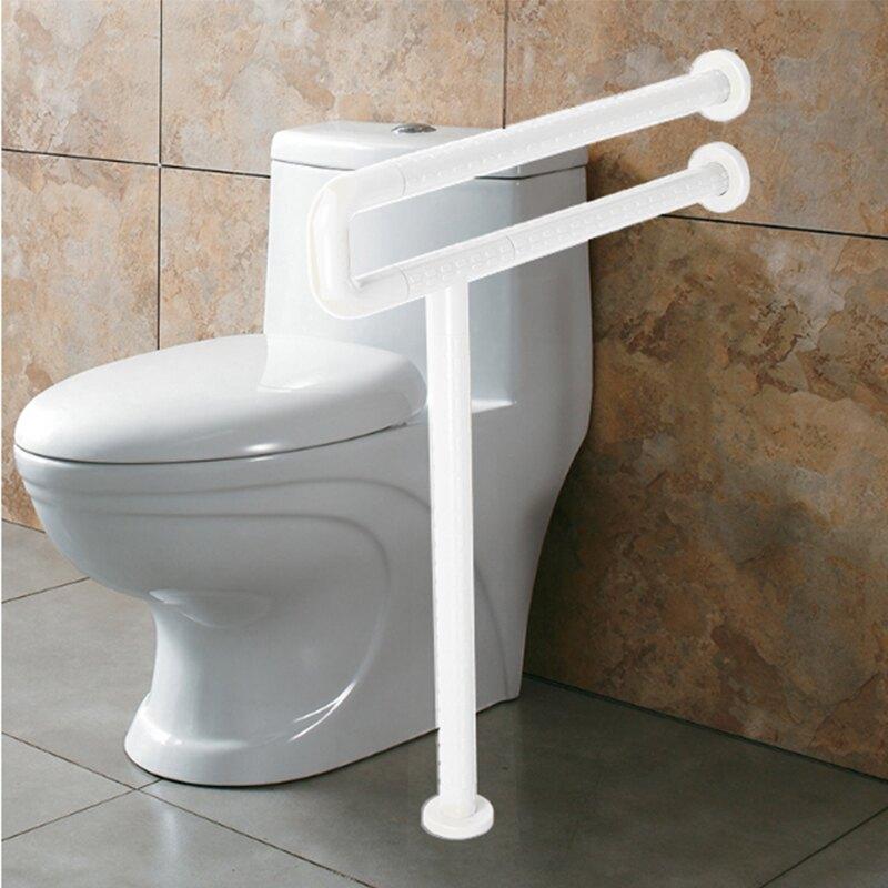 台灣現貨 廁所扶手 免運 衛生間老人扶手防滑欄桿無障礙浴室不銹鋼殘疾人安全廁所馬桶拉手 雙十一購物節