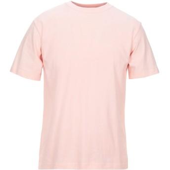 《セール開催中》STUDIO CONCRETE メンズ T シャツ ライトピンク 1 コットン 100%