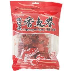 【巧益】鐵板香魚卷(190g)