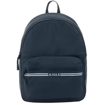 エーグル(AIGLE) メンズ レディース ラバークラス バックパック RUBBER CLAS BP マリン ZNHJ540 008 リュックサック デイパック タウンユース バッグ