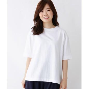 BLESSE BLIGE(ブレスブリージュ) オーガニックコットン(綿)ビッグTシャツ