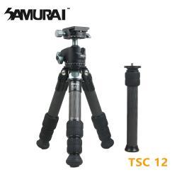 SAMURAI TSC 12碳纖維短腳架(腳管25mm)