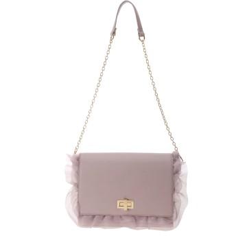 【6,000円(税込)以上のお買物で全国送料無料。】エアリーチュールバッグ