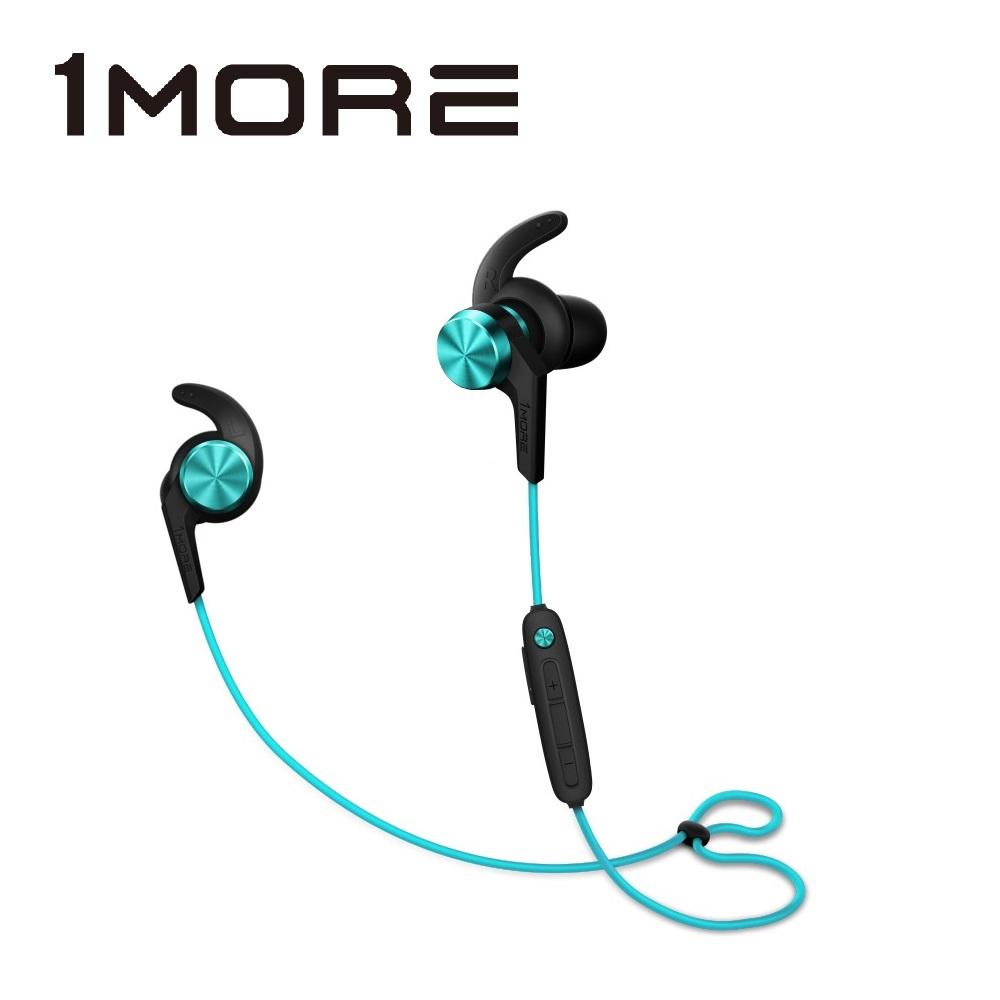 【1MORE】iBFree藍牙耳機升級版 - 松石藍