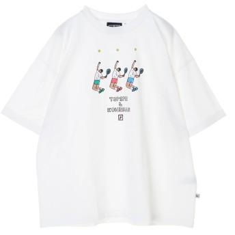 【6,000円(税込)以上のお買物で全国送料無料。】【FILA】NAIJEL GRAPH T-shirts