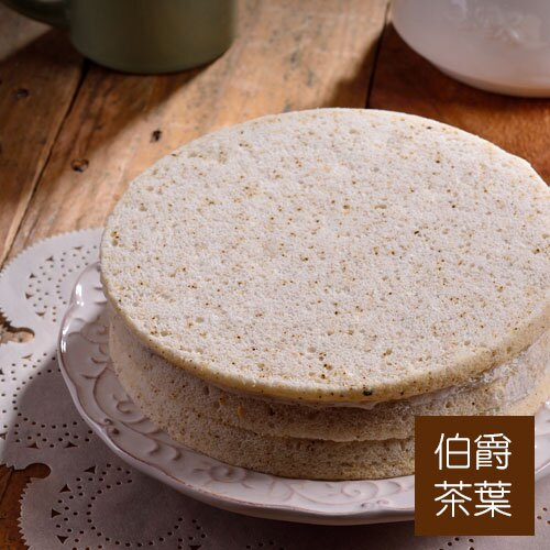 伯爵茶天使蛋糕5吋1入(含運)【杏芳食品】