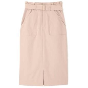 (PROPORTION BODY DRESSING/プロポーションボディドレッシング)◆ビックポケットタイトスカート/レディース ベージュ