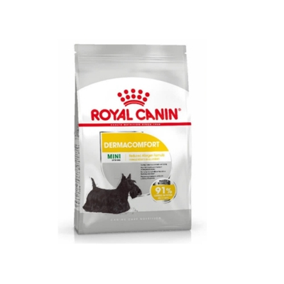 ROYAL CANIN法國皇家-好膚小型成犬DMMN  3KG 兩包組
