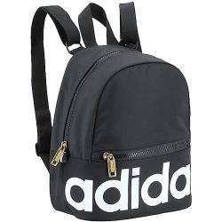 Adidas 2020時尚LINEAR迷你黑色後背包
