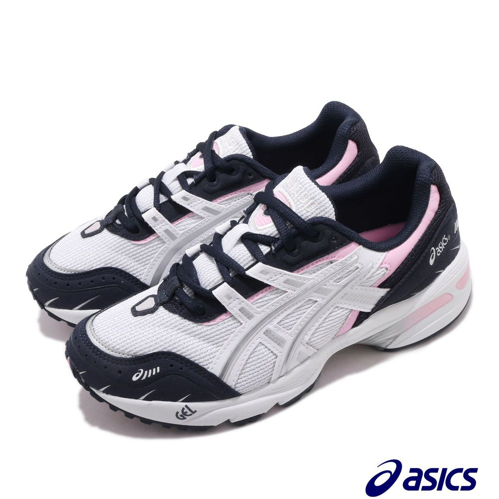 ASICS 休閒鞋 Gel-1090 運動 女鞋 亞瑟士 復刻千禧年 老爹鞋 穿搭 亞瑟膠 白 藍 [1022A289100]