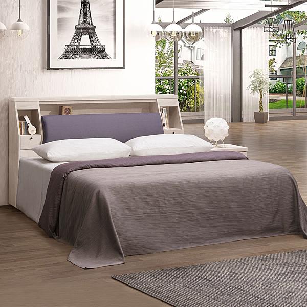 YoStyle 莉絲床台組-雙人加大6尺 雙人床 床組 房間組 專人配送