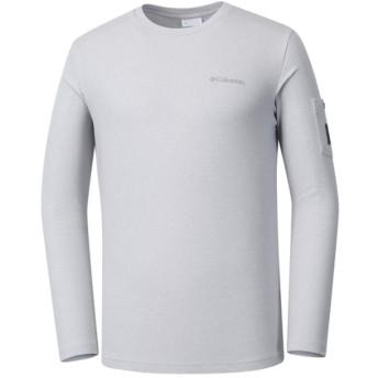 [コロンビア] COLUMBIA メンズ ラウンドティーシャツ M's round shirt GRAY [並行輸入品] (95(M))