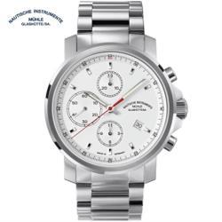 『格拉蘇蒂·莫勒』Muehle·Glashuette-Sporty Instrument Watches 運動系列機械腕錶  M1-25-41-MB