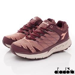 DIADORA-戶外越野氣動跑鞋款 MO7662紅-23~25cm