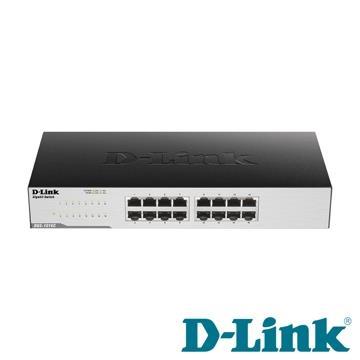 D-Link友訊 超高速網路交換器(DGS-1016C)