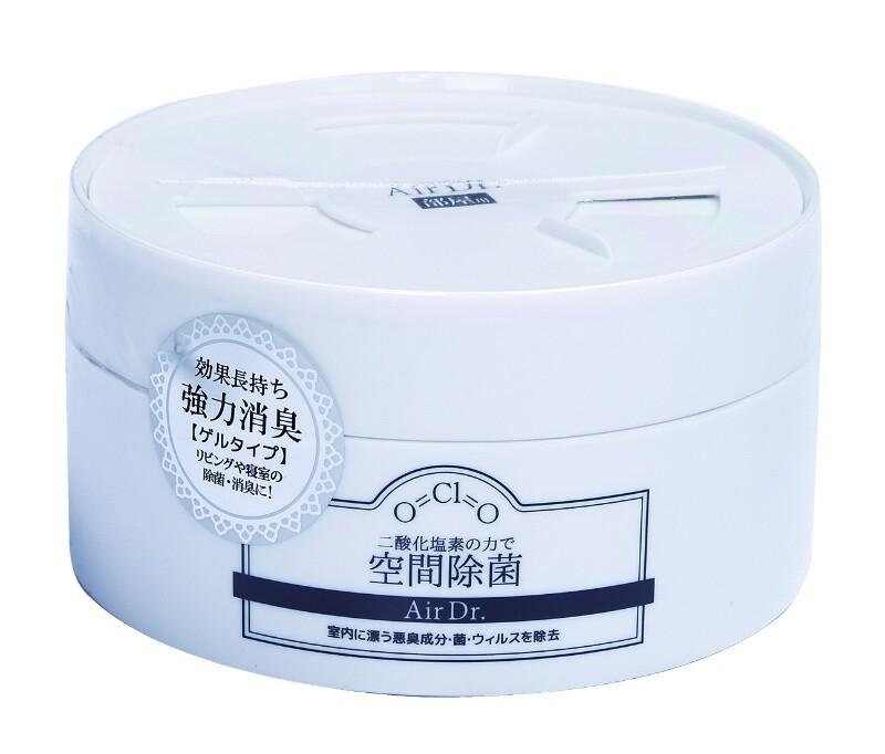 日本dr.air 空間除菌除臭瓶500g