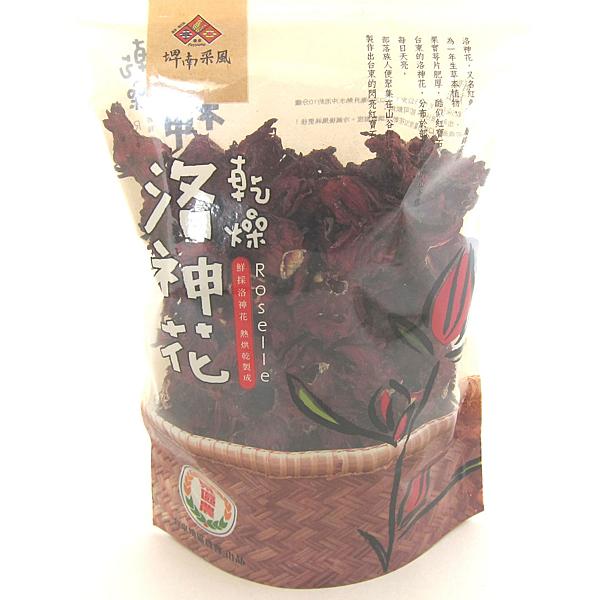 【台東地區農會】《台東紅寶石》乾燥洛神花150g