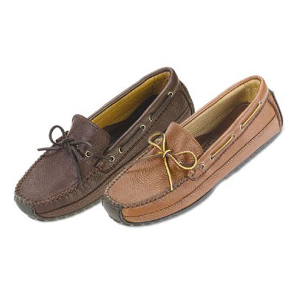 Minnetonka Moosehide Weekend Moc - Mens Moccasin
