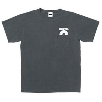 WTM ポケットTシャツ TOWER VINYL(ヴィンテージブラック) XLサイズ[WTM1346]