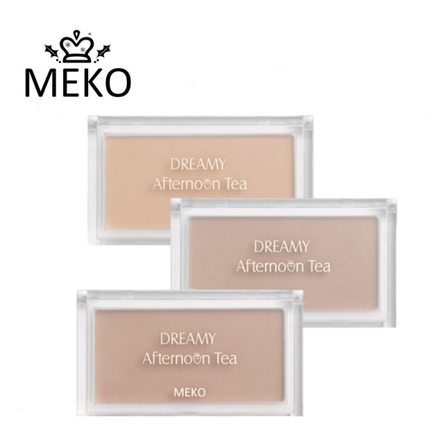 【MEKO】夢境下午茶修容餅 -02英式伯爵奶茶 6g
