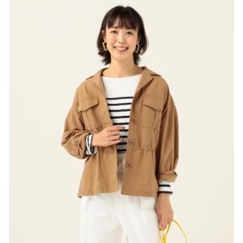 【シップス/SHIPS】 SHIPS any:ドロストワークジャケット
