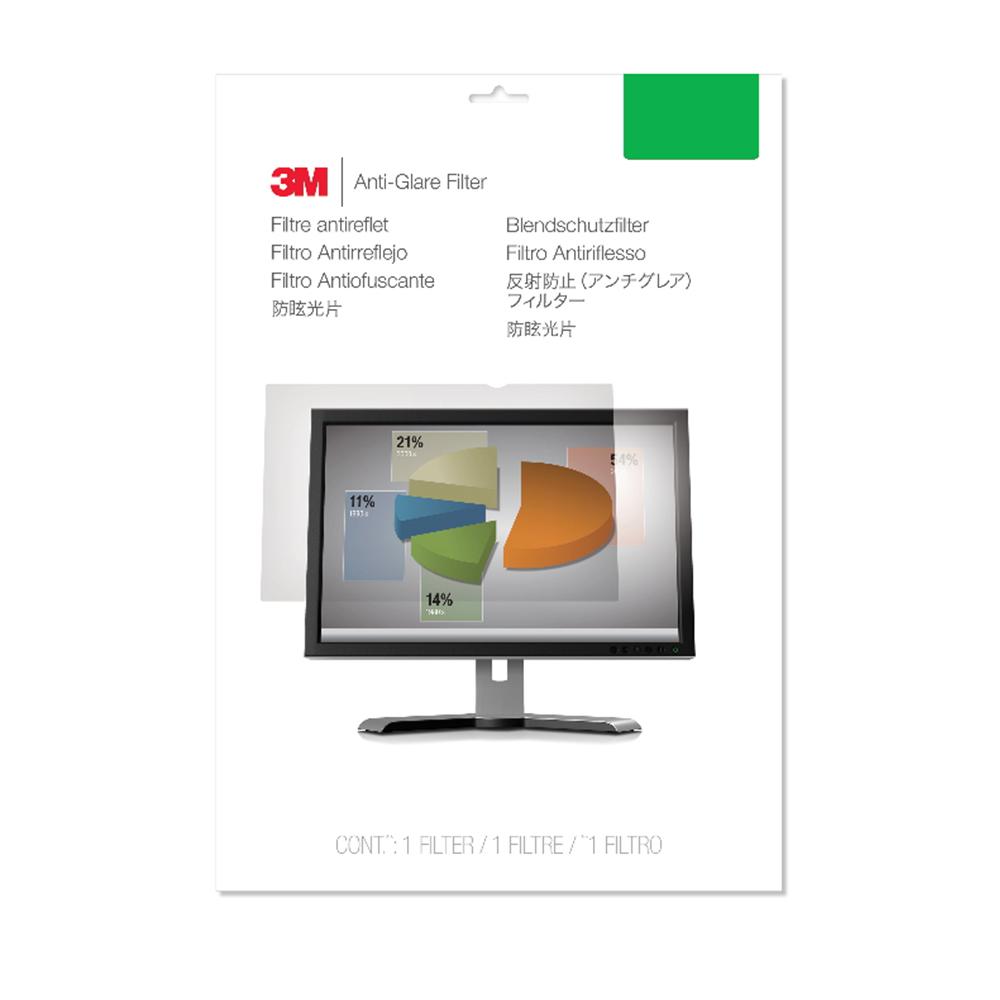 3M 螢幕防眩光片 AG19.5吋W9 16:9 (432 mm x 237 mm)