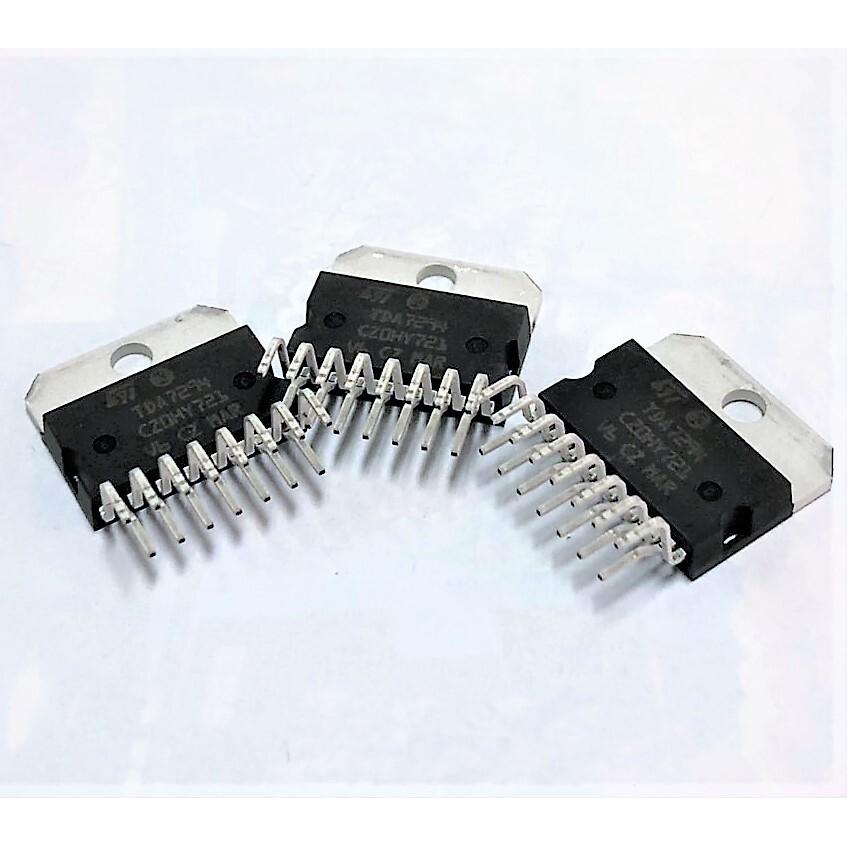 st原廠 tda7294 dmos 功率放大ic 音響發燒放大電路