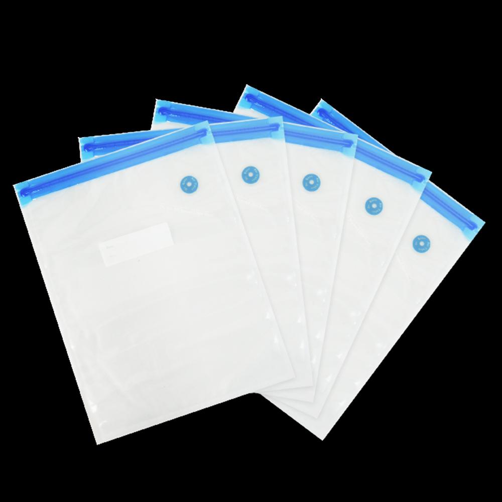 【摩肯】Dr.Save 真空保鮮袋組(S+L) (10入/組,不含主機) 食品收納 食物分裝 真空保鮮