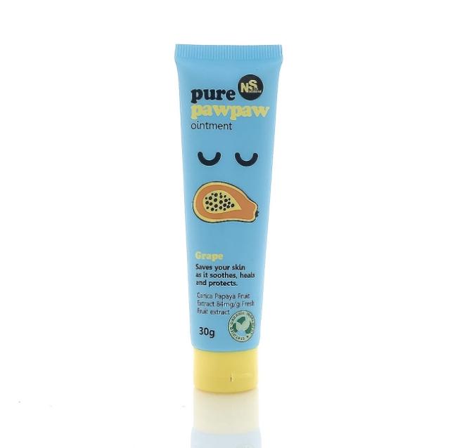 澳肌萊skin nutrient-木瓜霜葡萄 30g