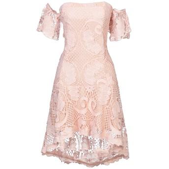 《セール開催中》ENDLESS ROSE レディース ミニワンピース&ドレス ピンク S ポリエステル 100%
