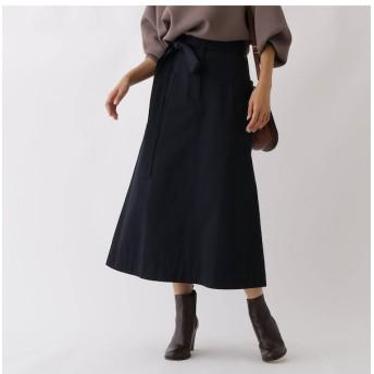 【アクアガール/aquagirl】 ビッグポケットAラインスカート